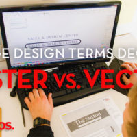 Design Terms Decoded: Raster Vs. Vector