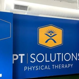health wall graphics